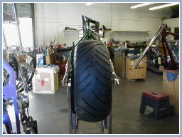 Awesome Back Tire